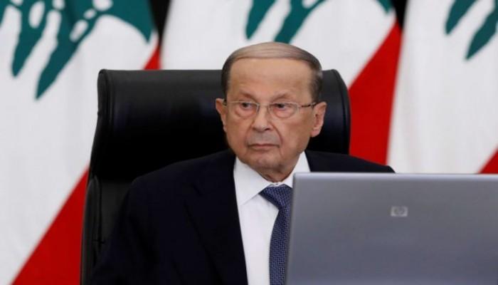 الرئاسة اللبنانية تنفي رواية وسيناريوهات مختلقة حول وفاة عون