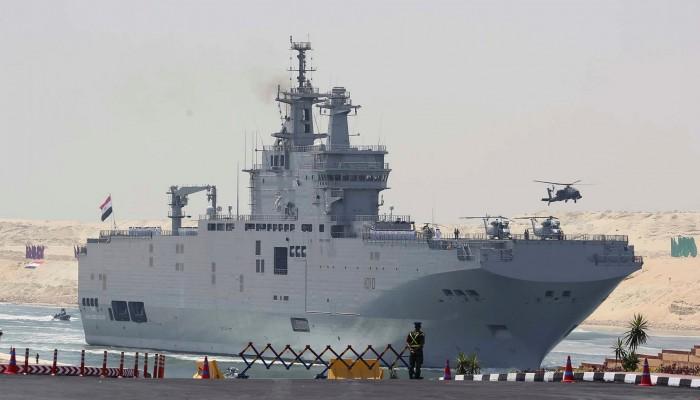 أسباب تخوف إسرائيل من تعزيز مصر قدراتها البحرية