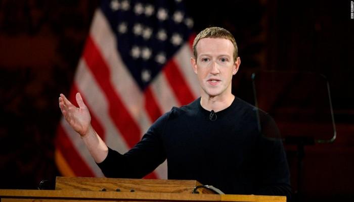 غموض موقف زوكربرج تجاه ترامب يسبب أزمة في فيسبوك