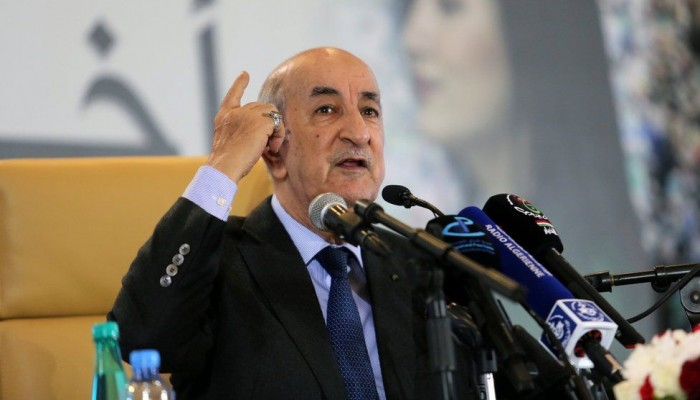 الرئاسة الجزائرية: لا علاقة تنظيمية لتبون بحزب بوتفليقة