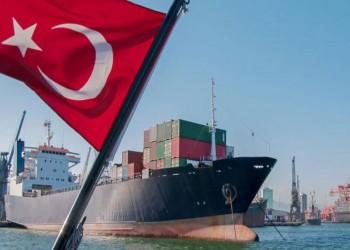 ارتفاع عجز التجارة التركية 79% على أساس سنوي في مايو