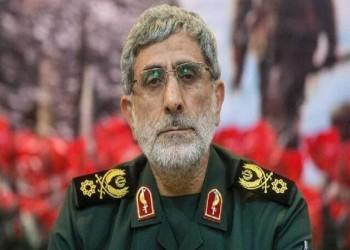 الكاظمي يشترط إذنا رسميا لدخول قائد فيلق القدس إلى العراق