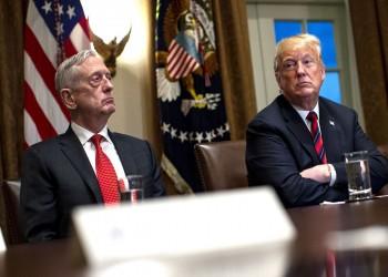 ترامب يهاجم ماتيس ويصفه بالكلب المجنون
