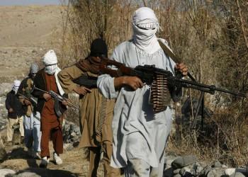 أمريكا تشن ضربتين جويتين على طالبان في أفغانستان