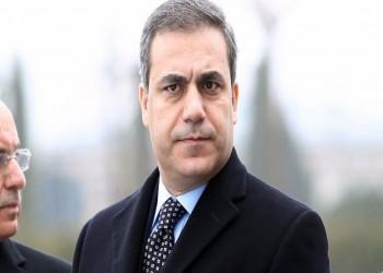 مصادر: رئيس جهاز المخابرات التركي يقوم بزيارة سرية للعراق