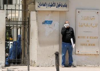 مصر.. وفاة طبيبين جديدين بكورونا والإجمالي يصل إلى 74