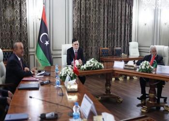 السراج يبحث مع مسؤولين أتراك الأوضاع في ليبيا