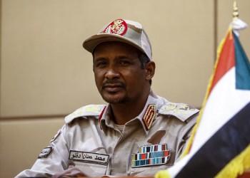 حميدتي يؤكد حصوله على تطمينات إثيوبية بشأن سد النهضة