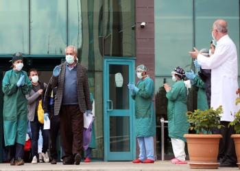 كورونا تركيا.. 23 وفاة و1192 إصابة و1412 حالة شفاء جديدة