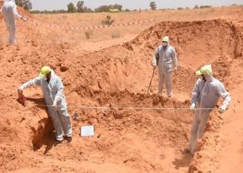 مقابر ترهونة الجماعية.. هل تطال التحقيقات بن زايد؟