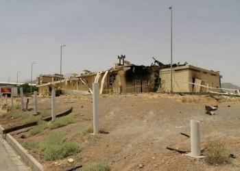 أول صورة لحادث منشأة نطنز النووي الإيرانية