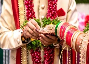 الهند.. وفاة عريس بكورونا بعد يومين من زفافه وإصابة 80 ضيفا