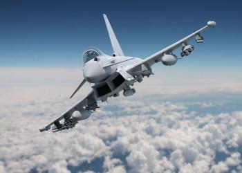 مقاتلات بريطانية تعترض طائرة روسية قرب اسكتلندا