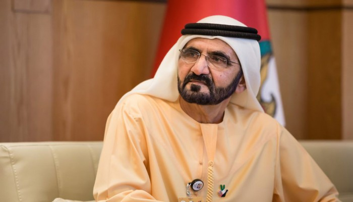 محمد بن راشد يعلن هيكلا جديدا لحكومة الإمارات الأحد
