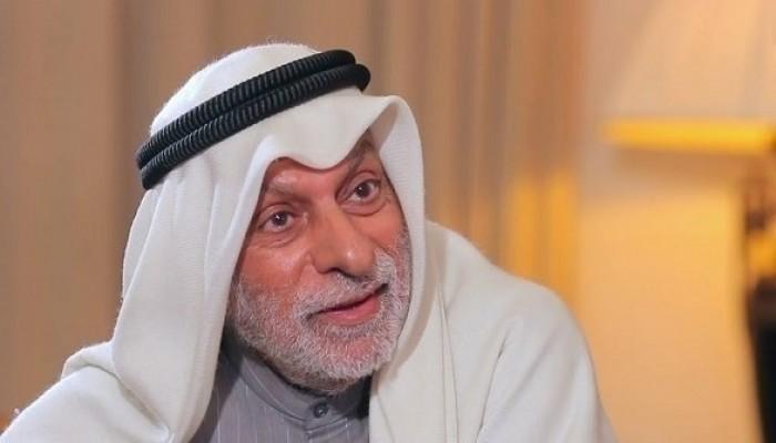 وزير الخارجية الإماراتي يتهم النفيسي بالانتماء للإخوان