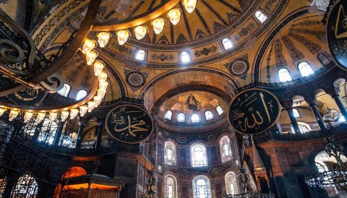 آيا صوفيا مسجدا.. أمريكا تشعر بخيبة أمل وأوروبا تأسف