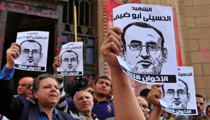 مصر.. تأييد سجن متهم بقتل الصحفي الحسيني أبو ضيف 20 عاما