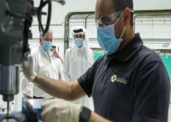 شركة قطرية تنتج 8 آلاف جهاز تنفس صناعي شهريا