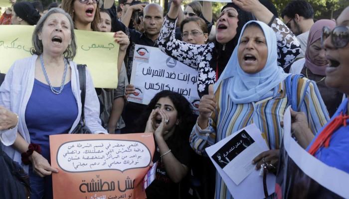 وسم مي تو يعيد التحرش لواجهة شبكات التواصل بمصر