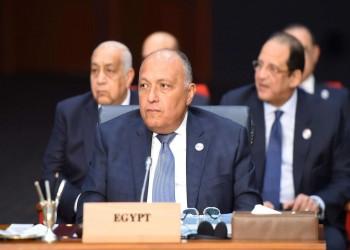 مصر تهدد إثيوبيا: سنتعامل بكل حزم مع أي ضرر يسببه سد النهضة