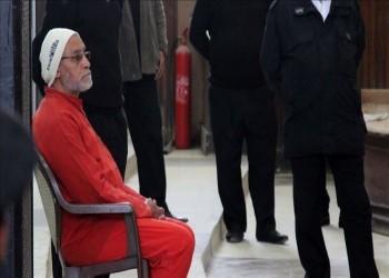 أحكام سجن مرشد إخوان مصر ترتفع لـ138 عاما