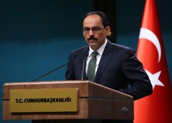 تركيا: دول رفعت شعار انتظر لنرى النتيجة ليلة الانقلاب الفاشل
