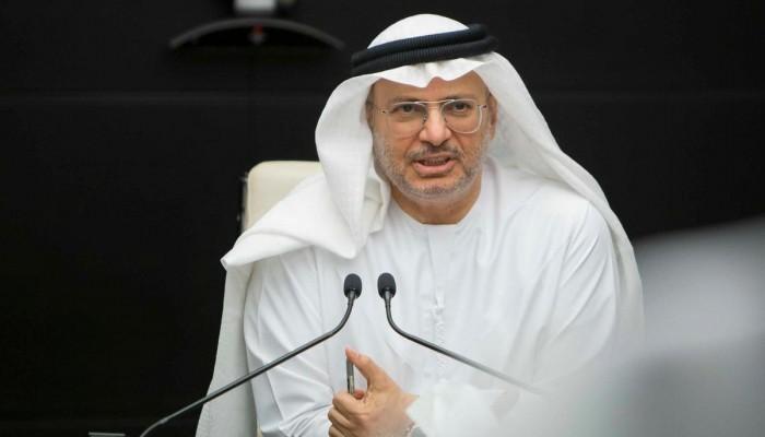 قرقاش يحذر من الاستعانة بالمرتزقة في العالم العربي