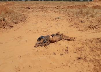 ليبيا.. انتشال 266 جثة من مقابر جماعية بترهونة وطرابلس