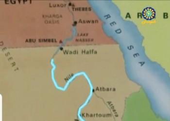 التلفزيون السوداني يعتذر بعد نشره خريطة بدون حلايب وشلاتين