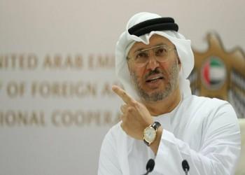 قرقاش يرد على الحملات الإعلامية التي تهاجم الإمارات