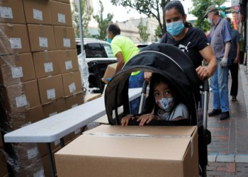 أكثر من 57 ألف إصابة بكورونا في الولايات المتحدة خلال 24 ساعة
