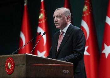 أردوغان يطلب تعليق التنقيب في المتوسط لهذا السبب