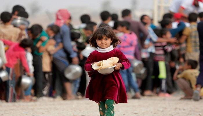 نصف مليون طفل مهددون بالموت جوعا في لبنان بنهاية العام