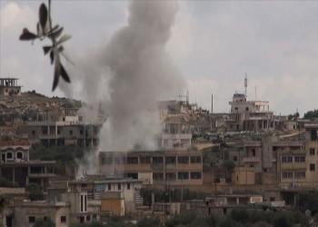 النظام السوري: تصدينا لأهداف معادية في سماء ريف دمشق