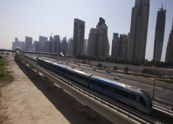 الإمارات تبرم اتفاقا مع الصين لمضاعفة أسطولها من القطارات