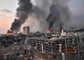 روحاني يطالب بتحديد أبعاد انفجار بيروت