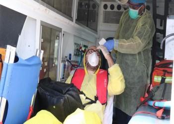إجلاء بحار تركي من سفينة بالبحر الأحمر للعلاج بالسعودية