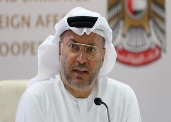 قرقاش يدعو إلى استخلاص العبر من دروس الدوحة وبيروت