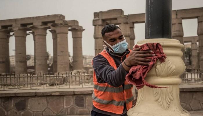 ارتفاع طفيف في إصابات كورونا بمصر.. و21 وفاة جديدة