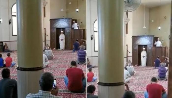 خطبتان للجمعة في وقت واحد بمسجد لبناني