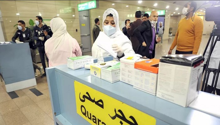مصر تسجل 17 حالة وفاة و178 إصابة جديدة بفيروس كورونا