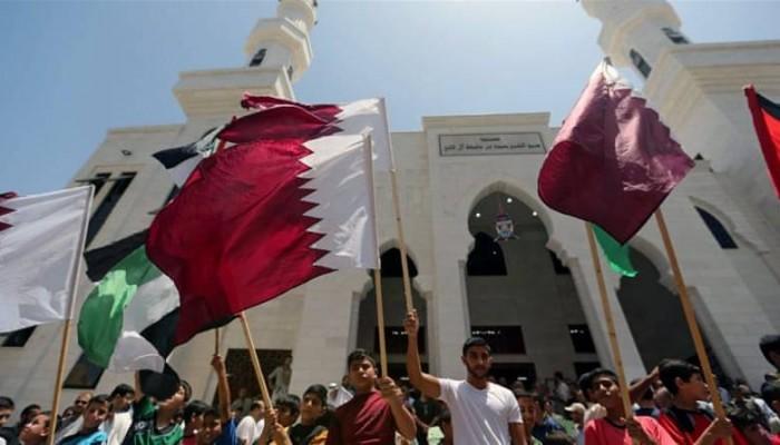 قطر: اتصالاتنا مع إسرائيل لتسهيل دخول المساعدات لغزة