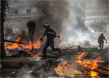 إخوان مصر: أبناء زايد دبروا انقلاب مصر ثم أعلنوا خيانتهم