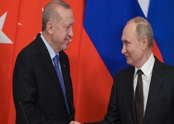 بوتين وأردوغان يبحثان إطلاق مفاوضات مباشرة بين أطراف الصراع الليبي