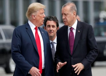 ترامب يحذر بايدن: أردوغان لاعب شطرنج عالمي