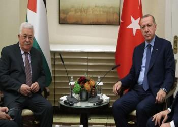 في اتصال هاتفي بعباس.. أردوغان يجدد دعم بلاده لقضية فلسطين