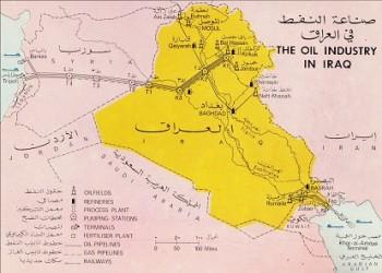 الاستثمار الأميركي في النفط العراقي