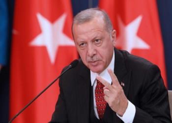 أردوغان: السياسة الأمريكية أسيرة عقلية مريضة