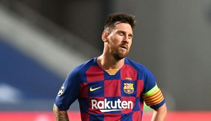 ميسي ينهي الأزمة ويحدد مصيره مع برشلونة