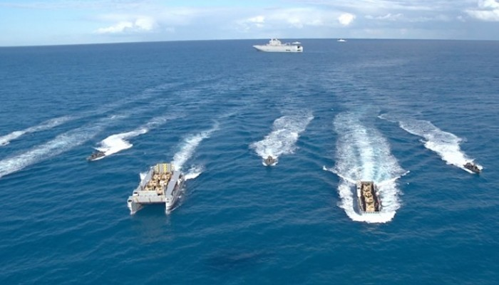 عسكرة متصاعدة.. مصر تنشئ قوة بحرية للعمل في شرق المتوسط